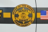 Aiken County Sheriff's Office Shield
