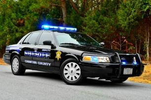 2011 Ford CVPI - Interim Decals