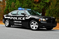 """2010 Dodge Charger - New Decals """"Community Officer"""""""
