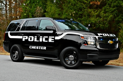 2015 Chevrolet Tahoe - New Decals