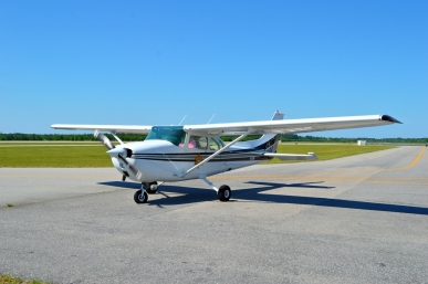 Colleton County Sheriff's Office Cessna 182 Skylane
