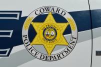 Coward Police Department's Shield