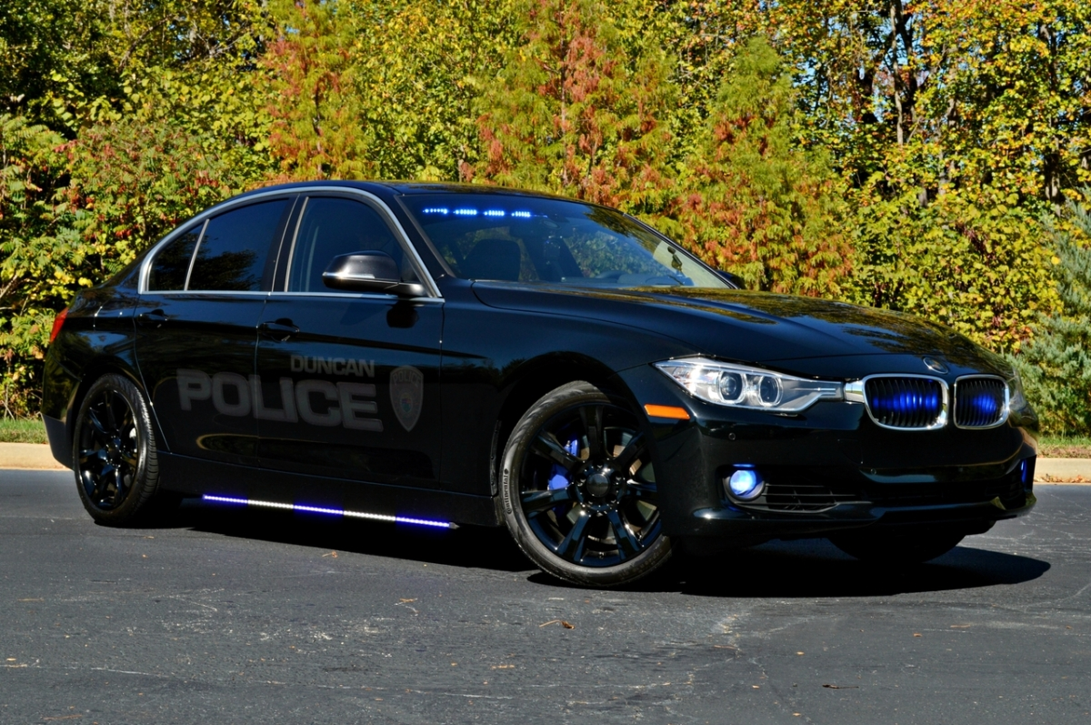 Duncan Police Department Testing BMW 335i For Patrol Use ...