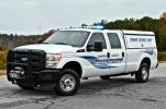 "2010 Ford F-250 - New Decals ""Crime Scene Unit"""