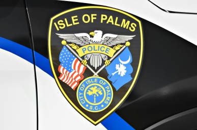 Isle of Palms Police Department Shield