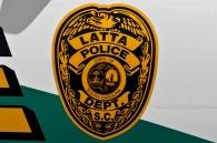 Latta Police Department's Shield