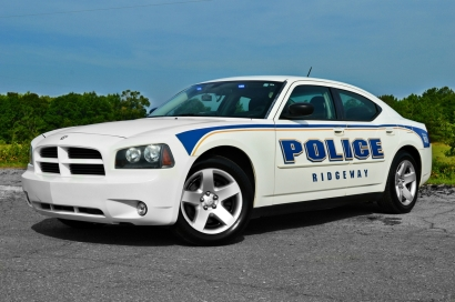 2007 Dodge Charger - New Decals