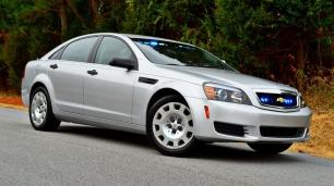 2014 Chevrolet Caprice - Unmarked Unit