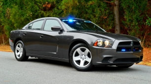 2014 Dodge Charger - Unmarked Unit