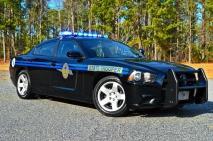 "South Carolina Highway Patrol's 2014 Dodge Charger ""Highway Enforcement of Aggressive Traffic Unit"""