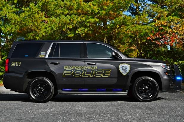 Chevrolet Greenville Sc >> Greenville County – SCPoliceCruisers