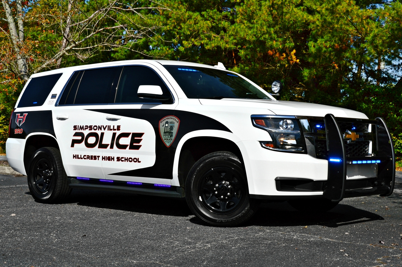 Greenville County – SCPoliceCruisers