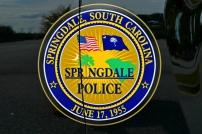 Springdale Police Department's Shield