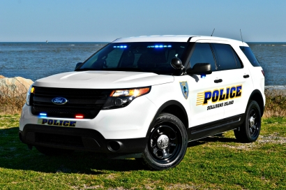 2013 Ford Utility - New Decals