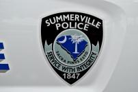 Summerville Police Department's Shield