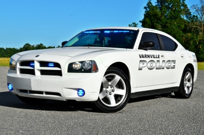 2010 Dodge Charger - New Decals
