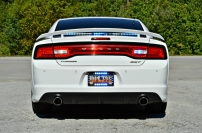 "2014 Dodge Charger SRT8 - ""Unmarked Unit"" [Rear]"