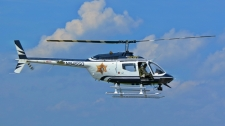 Oconee County Sheriff's Office Bell 206 Jet Ranger