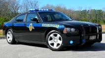 "South Carolina Highway Patrol's 2010 Dodge Charger ""Highway Enforcement of Aggressive Traffic Unit"""