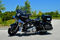 North Myrtle Beach Department of Public Safety Harley-Davidson Electra Glide