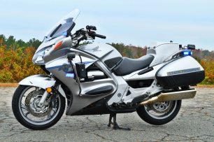 South Carolina Highway Patrol Honda ST1300PA