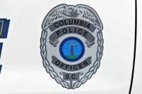 Columbia Police Department's Shield