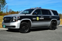 "North Carolina State Highway Patrol's 2015 Chevrolet Tahoe ""Commercial Motor Vehicle Enforcement"""