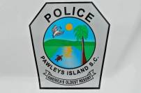 Pawley's Island Police Department's Shield