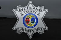 Richland County Sheriff's Department Shield