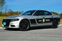 North Carolina State Highway Patrol's 2015 Dodge Charger (North Carolina)