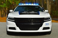 2018 Dodge Charger - Veteran Tribute Graphics [Front]
