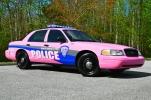"""2008 Ford CVPI - Breast Cancer Awareness """"Hope"""""""