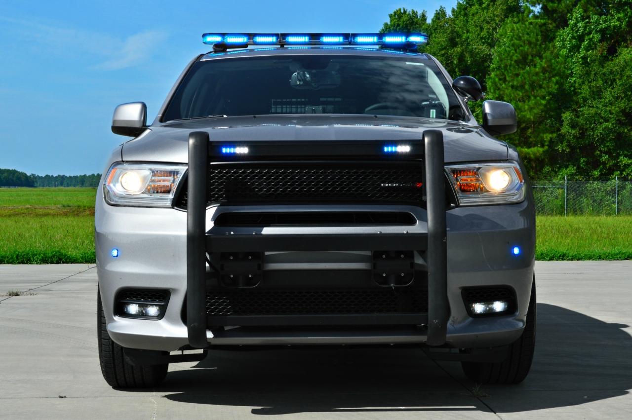 Dodge Durango Pursuit Hits The Roads Of South Carolina Scpolicecruisers