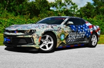 "Osceola County Sheriff's Office 2016 Chevrolet Camaro - ""Recruitment Unit"" (Florida)"