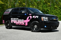 2013 Chevrolet Tahoe - Breast Cancer Awareness