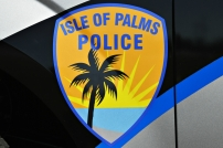 Isle of Palms Police Department's Shield [New Decals]