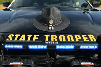 Florida Highway Patrol's Campaign Hat