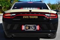 Florida Highway Patrol's 2019 Doge Charger [Rear]