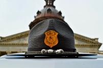 Bureau of Protective Services Campaign Hat