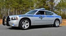South Carolina Highway Patrol's 2010 Dodge Charger