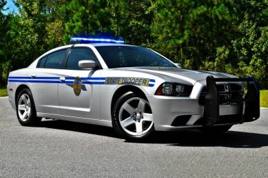 South Carolina Highway Patrol's 2014 Dodge Charger