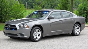 2013 Dodge Charger - Unmarked Unit