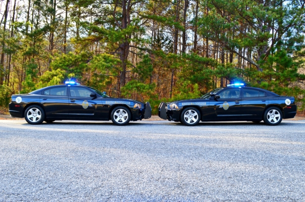 South Carolina Highway Patrol's 2014 Dodge Charger - Highway Enforcement of Aggressive Traffic (H.E.A.T.)
