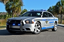 2014 Dodge Charger - Recruitment Decals