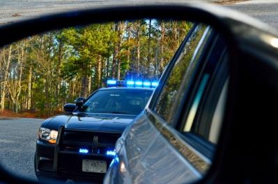 South Carolina Highway Patrol's H.E.A.T. Unit Traffic Stop