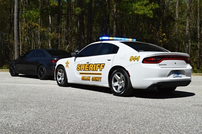Dillon County Sheriff's Office Traffic Stop