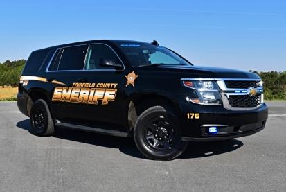 2018 Chevrolet Tahoe - New Decals