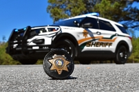 Florence County Sheriff's Office Badge