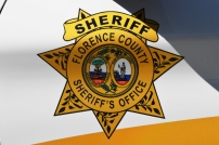 Florence County Sheriff's Office Shield