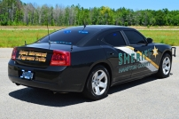 "2009 Dodge Charger - New Decals ""Traffic Unit"""
